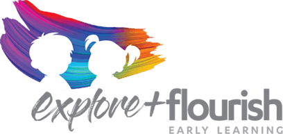 Explore and Flourish logo